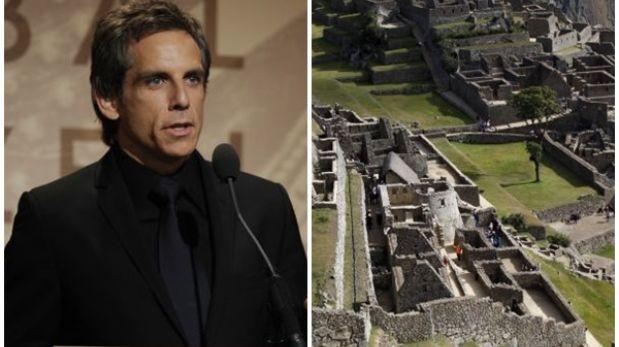 """Ben Stiller: """"Sé de Machu Picchu, me encantaría ir"""""""