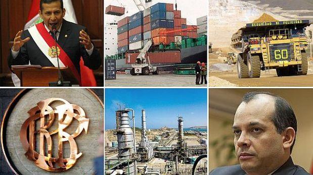Estos son los sucesos económicos que marcaron al país en el 2013