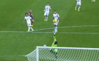 El golazo de Alexis Sánchez al Real Madrid elegido el mejor del 2013 en España [VIDEO]