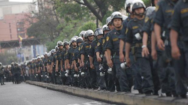 Policía Nacional oficializó el retiro de 551 oficiales superiores: mira la lista