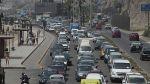 El caos en la Costa Verde se debe a la falta de parqueos y transporte público - Noticias de luis quispe candia