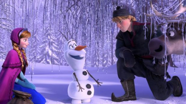 """""""Frozen"""" y la segunda parte de """"El Hobbit"""" lideran la taquilla en EE.UU."""