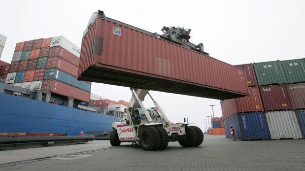 Balanza comercial habría sido negativa en US$396 millones en el 2013
