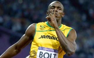 Usain Bolt publicó un video en el que vomita tras un entrenamiento