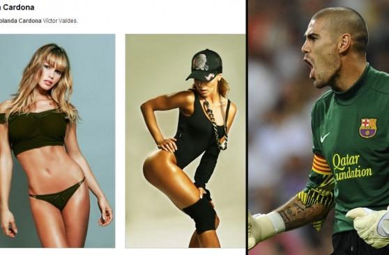 Sara Carbonero y las bellas novias de los futbolistas españoles
