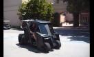 VIDEO: Convierte un auto de golf en el último batimóvil