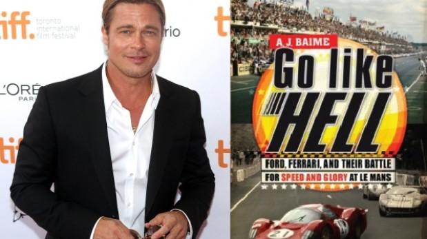 Película Go Like Hell también tendría a Brad Pitt como protagonista