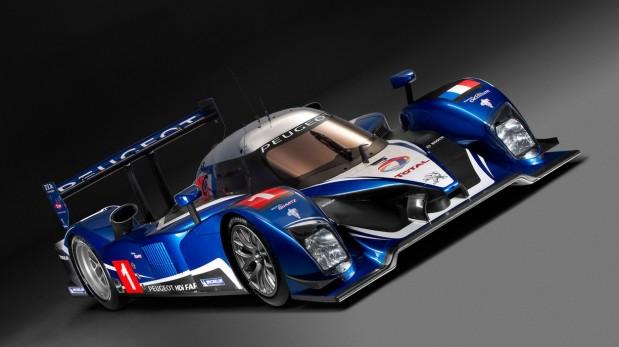 Subastarán el Peugeot 908 que ganó las 24 Horas de Le Mans