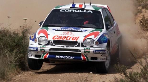 Toyota podría volver al Rally Mundial en el 2015