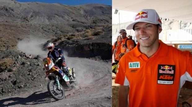 Falleció Kurt Caselli en la Baja 1000