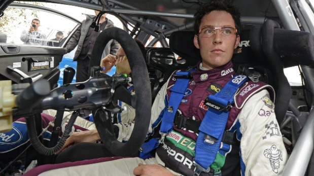 Neuville se muda a Hyundai en el WRC