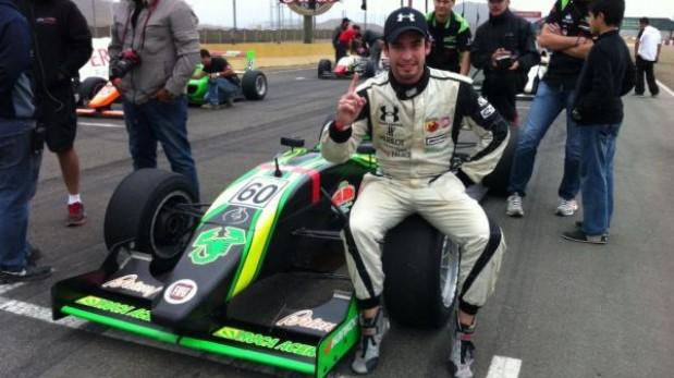 El mexicano Rudy Camarillo fue el más rápido en el GP de Perú