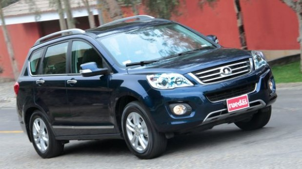 Test: Great Wall Haval H6