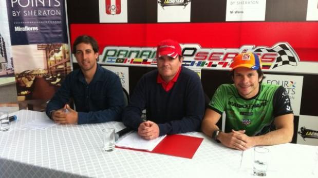 VIDEO: Llega al Perú la Panam GP Series y Mario Hart será nuestro representante