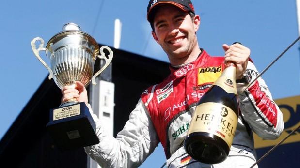 Rockenfeller se quedó con el campeonato del DTM