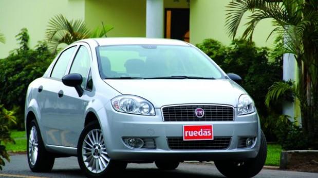 TEST: Fiat Linea