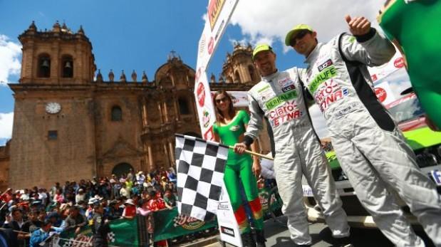 Tomassini gana la Cusco-Ayacucho y Richard Palomino es el nuevo líder