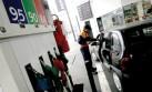 Refinerías reducen precios de los gasoholes y del GLP vehicular