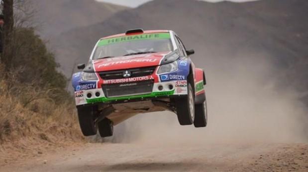 Fuchs abandonó en Rally Centenario de Argentina