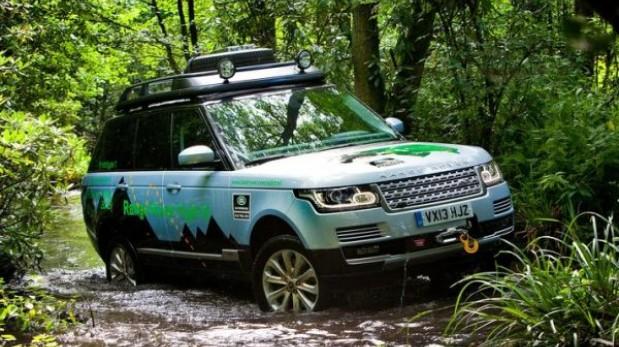 Range Rover contará con versiones híbridas