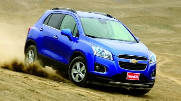 TEST: Chevrolet Tracker