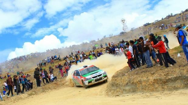 Tommasini dominó el Rally Concepción