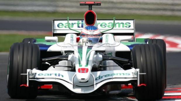 Honda se alista para la Fórmula 1