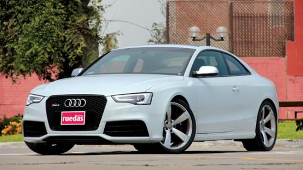 TEST: Audi RS5
