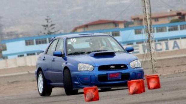Este domingo autocross en el kartódromo de La Chutana