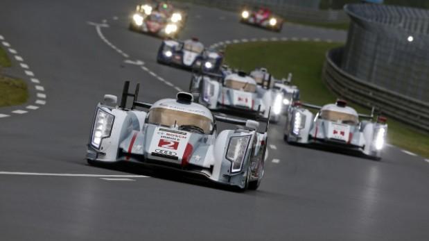 Audi se impuso en las 24 Horas de Le Mans