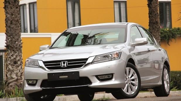 TEST: Honda Accord