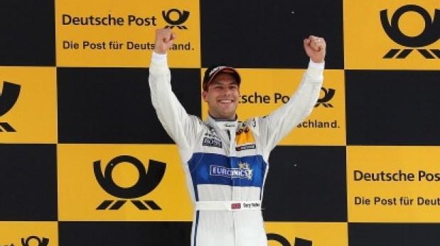 Gary Paffett se impuso en la cuarta fecha del DTM