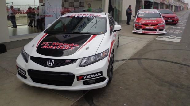 La Copa Honda Masters comienza el 7 de julio