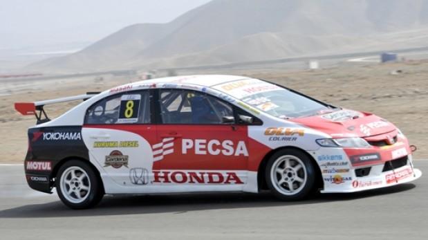 Koba sigue su camino al título de la TC2000