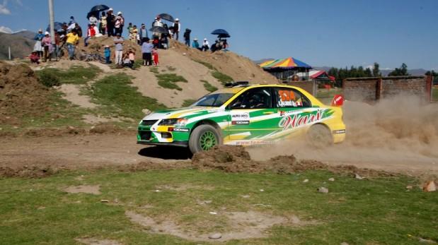 42 pilotos correrán este domingo el Rally Huaura