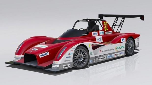 Mitsubishi participará en el Pikes Peak con un vehículo eléctrico