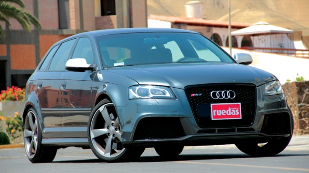 Test Audi RS3