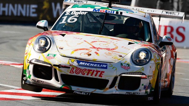 Ogier superó a Loeb en la Porsche Mobil 1 Supercup