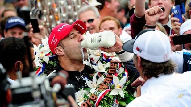 Tony Kanaan ganó la Indy 500
