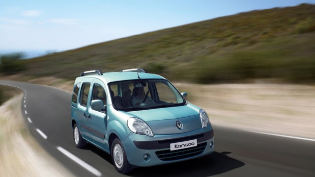 Renault y su nueva gama Kangoo
