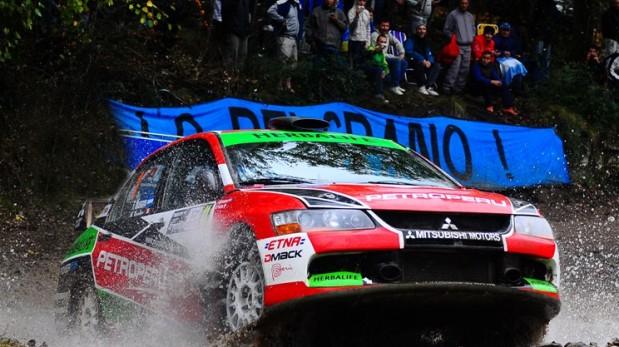 Fuchs sigue segundo en Argentina
