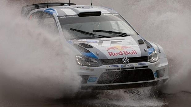 Ogier lidera el Rally de Argentina