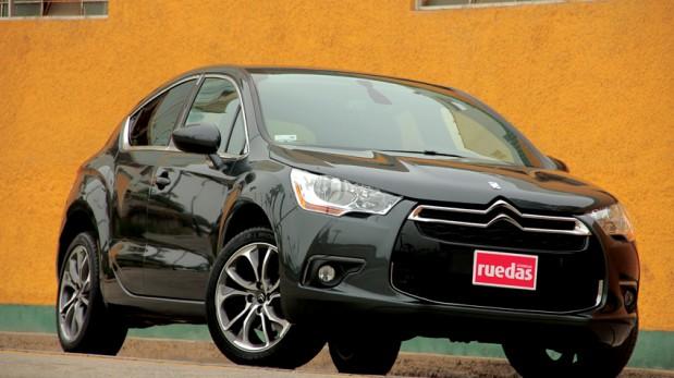 Test Citroën DS4