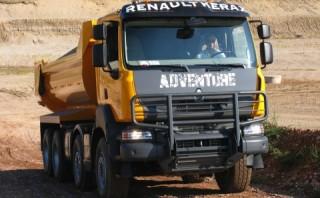 Renault lanzó modelo bien offroad