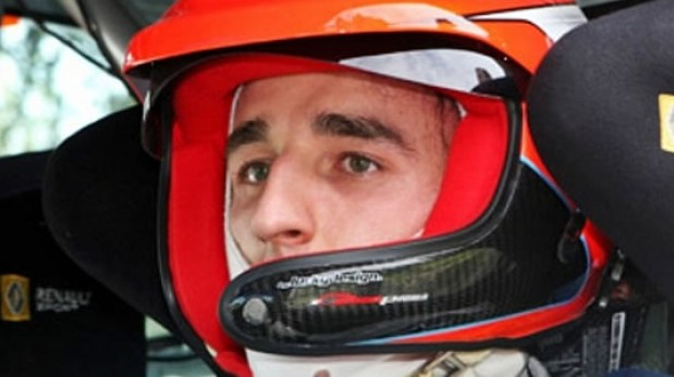 Robert Kubica regresa al rally