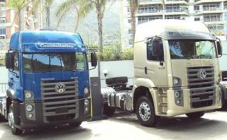Diésel en camiones contamina el medio ambiente