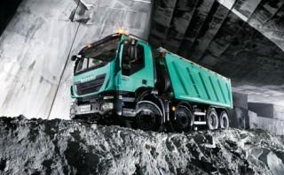Iveco presentará sus camiones off-road