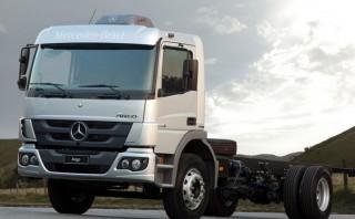 Mercedes - Benz presentará su nueva gama Atego