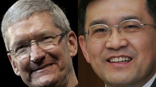 Jefes de Apple y Samsung se reunirán por conflicto de patentes
