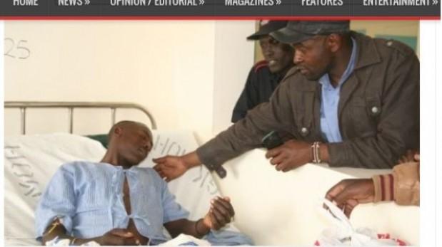 Kenia: Hombre se despierta tras ser declarado muerto